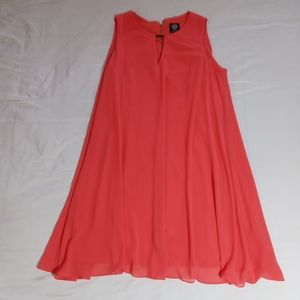 Eloquent and Glamorous Coral Dress